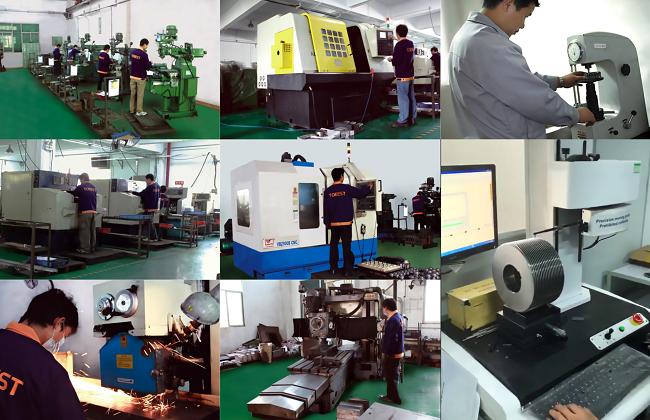 thread rolling machine and rolling dies factory